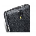 Кожаный чехол-книга Melkco Leather Case Black LC для Samsung N9000 Galaxy Note 3(#4)