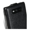 Кожаный чехол Melkco Leather Case Black LC для Nokia Lumia 820(#4)