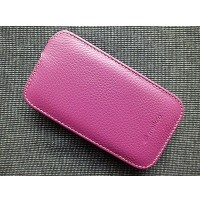 Кожаный чехол Melkco Leather Case Purple LC для HTC Desire X