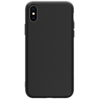 Гибридный чехол Nillkin Eton Case Black для Apple iPhone X/ iPhone XS