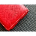 Кожаный чехол Melkco Leather Case Red LC для Nokia Lumia 920(#3)