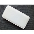 Кожаный чехол Melkco Leather Case White LC для Sony Xperia Ion LT28h(#1)