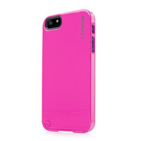 Силиконовый чехол Capdase Polimor Jacket Purple для Apple iPhone 5/5S/5SE
