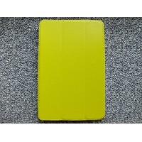 Кожаный чехол Jisoncase Smart Leather Green для Apple iPad mini