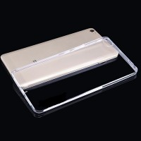 Силиконовый бампер Becolor TPU Case 0.6mm Transparent для Xiaomi Mi Max