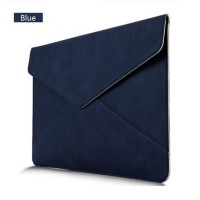 Кожаный чехол BGR Case Dark Blue для Apple MacBook Air 11,6