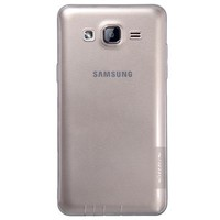 Силиконовый чехол Nillkin Nature TPU Case Grey для Samsung Galaxy On5