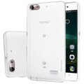 Силиконовый чехол Nillkin Nature TPU Case White для Huawei G Play Mini(#3)