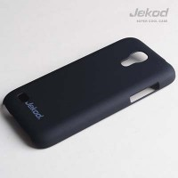 Пластиковый чехол Jekod Cool Case Black для Samsung i9190 Galaxy S4 mini