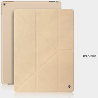 Полиуретановый чехол Baseus Grace Leather Case Khaki для Apple iPad Pro 12.9
