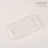 Силиконовый чехол Jekod TPU Case White для Samsung G350E Galaxy Star Advance