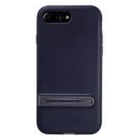 Гибридный бампер Nillkin Youth Case Black для Apple iPhone 7 Plus/iPhone 8 Plus