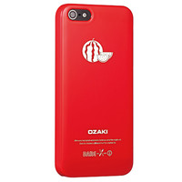 Пластиковый чехол Ozaki O!coat-Fruit (OC537WT) Watermelon для Apple iPhone 5/5S/5SE