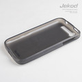 Силиконовый чехол Jekod TPU Case Black для Alcatel One Touch Idol Ultra 6033X(#2)