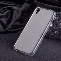 Силиконовый чехол Becolor TPU Case White для Alcatel One Touch Idol 3 (4.7) 6039Y