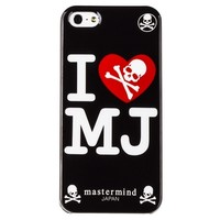 Пластиковый чехол Mastermind Japan I love MJ для Apple iPhone 5/5S/5SE