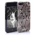 "Силиконовый чехол Just Cavalli ""PYTHON "" Black для Apple iPhone 5/5S/5SE(#1)"