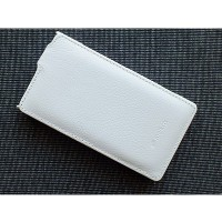 Кожаный чехол Melkco Leather Case White LC для Nokia Lumia 920
