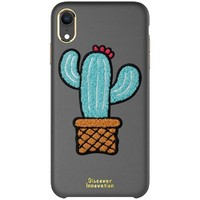 Чехол NILLKIN Plush Case Серый для Apple iPhone XR