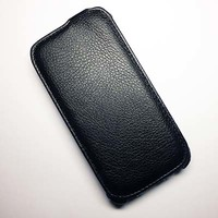 Кожаный чехол Armor Case Black для Lenovo IdeaPhone S650