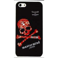 Пластиковый чехол Mastermind Japan Skull and Crossbones для Apple iPhone 5/5S/5SE