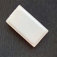 Кожаный чехол Melkco Leather Case White LC для Nokia Lumia 520