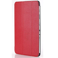 Кожаный чехол Yoobao iSlim Leather Case Red для Samsung Galaxy Note 10.1 N8000