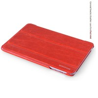 Кожаный чехол Borofone General Leather case Red для Apple iPad mini