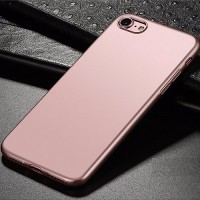 Силиконовый чехол Hoco Light Series Rose Pink для Apple iPhone 7
