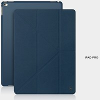 Полиуретановый чехол Baseus Grace Leather Case Saphire для Apple iPad Pro