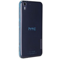 Силиконовый чехол Nillkin Nature TPU Case Grey для HTC Desire EYE