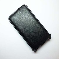Чехол книга Armor Case Black для Alcatel One Touch SPOP 4030D