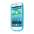 Силиконовый чехол Capdase Soft Jacket Xpose Blue для Samsung i8190 Galaxy S3 mini(#2)