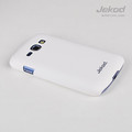 Пластиковый чехол Jekod Cool Case White для Samsung i8262 Galaxy Core(#1)