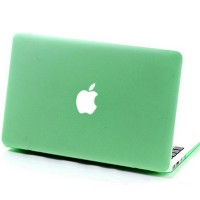Пластиковый чехол Protective Sleeve Case Green для Apple MacBook Air 13,3