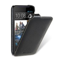Кожаный чехол Melkco Leather Case Black LC для HTC Desire 310 Dual
