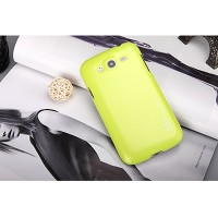Пластиковый чехол Rock New Naked Shell Series Yellow для Samsung i9082 Galaxy Grand Duos