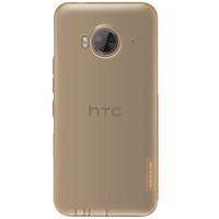 Силиконовый чехол Nillkin Nature TPU Case Brown для HTC One M9e/ One Me