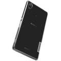 Силиконовый чехол Nillkin Nature TPU Case White для Sony Xperia M4 Aqua(#2)