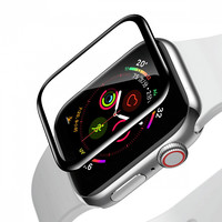 Защитное стекло Baseus Full-screen Curved Tempered Glass (SGAPWA4-G01) для Apple Watch Series 4/5 40mm