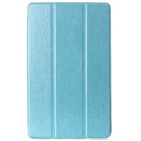 Полиуретановый чехол Book Cover Case Blue для Sony Xperia Tablet Z3 Compact