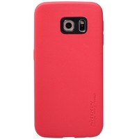 Кожанная накладка Nillkin Victoria series Red для Samsung G925F Galaxy S6 Edge