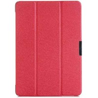 Полиуретановый чехол Book Cover Case Red для Asus Transformer Pad TF103CG
