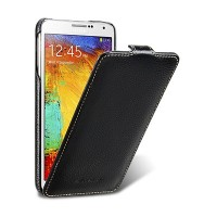 Кожаный чехол Melkco Leather Case Black LC для Samsung N7505 Galaxy Note 3 Neo Dual