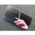 Пластиковый чехол Hand with a cigarette Black для Apple iPhone 5/5S/5SE(#1)