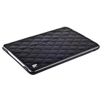 Кожаный чехол Jisoncase Premium Case Black для Apple iPad mini 2 Retina