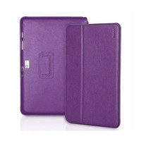 Кожаный чехол Yoobao Executive Leather Case Purple для Samsung Galaxy Note 10.1 N8000