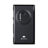 Силиконовый чехол Melkco Poly Jacket TPU Case Black для Nokia Lumia 1020