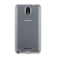 Силиконовый чехол Melkco Poly Jacket TPU Case White для Samsung N9000 Galaxy Note 3