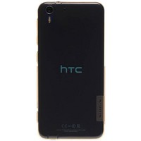 Силиконовый чехол Nillkin Nature TPU Case Brown для HTC Desire EYE